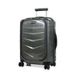 c8f67d3b5b436 SAMSONITE walizka mała/ kabinowa z kolekcji LITE-BIZ spinner 4koła zamek  TSA materiał 100