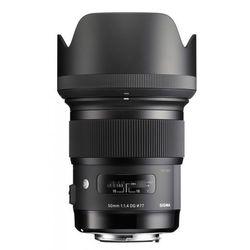 Obiektyw SIGMA A 50/1.4 A DG HSM Nikon + DARMOWY TRANSPORT!