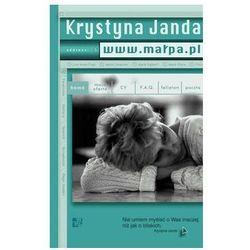 www.malpa.pl - Krystyna Janda - Zakupy powyżej 60zł dostarczamy gratis, szczegóły w sklepie