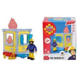 SIMBA Strażak Sam - Mała wieża treningowa z figurką strażaka