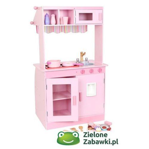 Kuchenka drewniana  Janina , 3108 Small Foot, kuchnia dla   -> Kuchnia Dla Dzieci Ikea Opinie