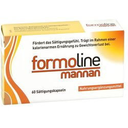 Formoline mannan kapsułki 60 szt.