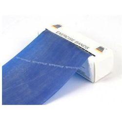 Taśma do ćwiczeń 2,5m x 14cm - 9kg - niebieska