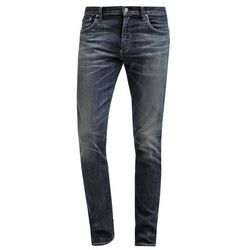 Citizens of Humanity BOWERY PURE SUPER SKINNY Jeansy Slim fit dark blue denim