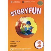 Storyfun for Starters 2 Teacher's Book (opr. miękka)