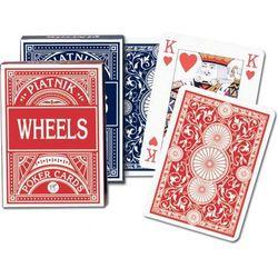 Karty do gry Wheels Poker