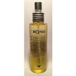 BIO2YOU HAIR Nabłyszczający olejek wzmacniający do włosów z olejów z oliwek, słodkich migdałów, róży, rokitnika i Wit. E w sprayu 100 ml BIO2YOU 66-30 cenowe harce 15% (-15%)