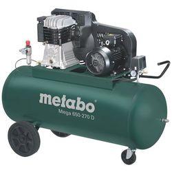 METABO MEGA 650-270 D SPRĘŻARKA TŁOKOWA