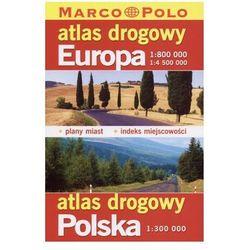 Atlas drogowy. Europa
