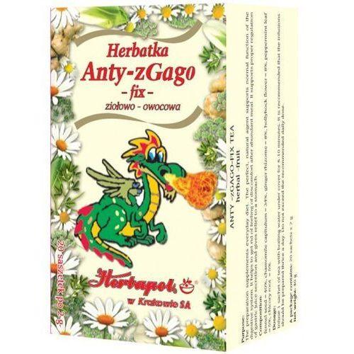 HERBATKA fix ANTY-zGAGO 20szt