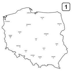 Mapy Szkolne Mapa Konturowa Europy Mapy W Kategorii Artykuly