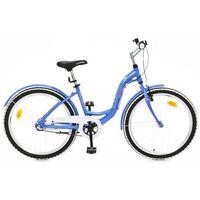 """Rower BEST Simi D14"""" Niebiesko-Biały + DARMOWY TRANSPORT!"""