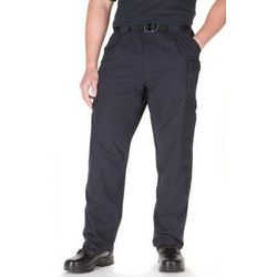 Spodnie taktyczne 5.11 Tactical Men's Cotton Pants Fire Navy (74251) - fire navy
