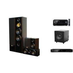 PIONEER VSX-830 + BDP-100 + TAGA TAV-606 v3 + TSW-120 - Kino domowe - Autoryzowany sprzedawca