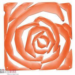 Panel dekoracyjny Koziol Romance pomarańczowy 4 szt. KZ-2039509