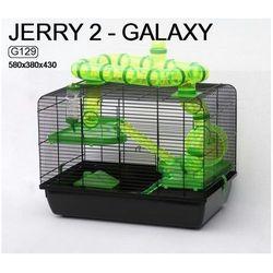 Inter-Zoo klatka dla chomików Jerry 2 Galaxy NOWOŚĆ