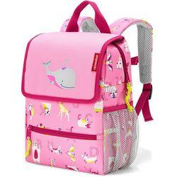 a5919cb27e448 Plecak dla dzieci Backpack Kids abc friends Reisenthel różowy (RIE3066)