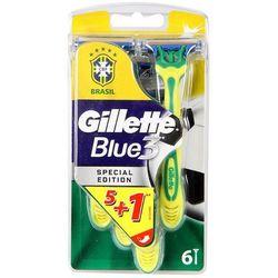 GILLETTE 5+1szt Mach 3 Brasil Maszynki do golenia