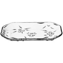 Pasabahce Półmisek patera na ciasto 29,5X17,5cm PERLA