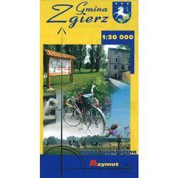 Gmina Zgierz. Mapa turystyczna 1:30000 + zakładka do książki GRATIS (opr. miękka)