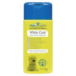 Biała sierść Profesjonalny Szampon FURminator Ultra Premium 250 ml