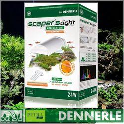 DENNERLE - Scaper's Light 8000 K 24W - lampa oświetleniowa