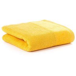 Ręcznik kapielowy Velour żółty, 70 x 140 cm , 70 x 140 cm