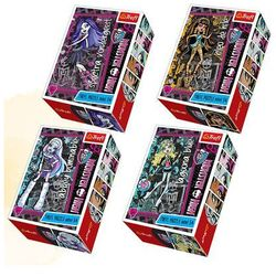 Puzzle 54 mini Monster High Lagoona Blue TREFL