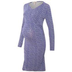 Esprit Maternity Sukienka z dżerseju columbine blue