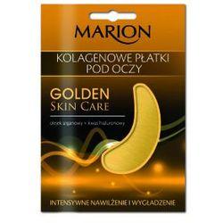 MARION GOLDEN SKIN CARE Kolagenowe płatki pod oczy