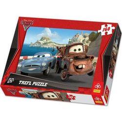Puzzle TREFL Auta 2 Złomek i Finn 160 elementów