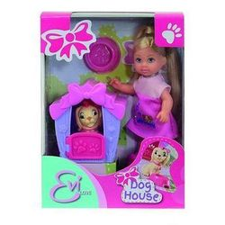 EVI Lalka z domkiem dla psa