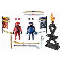 Playmobil WALIZKA Walizka ninja 5629