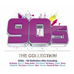90'S-THE COLLECTION - Album 3 płytowy (CD)