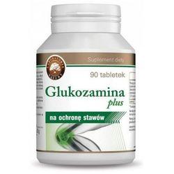 Glukozamina plus - tabletki ! Glukozamina 180 kaps.