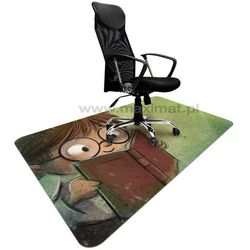 Podkładka ochronna ze wzorem 052 - pod krzesła obrotowe - 120x180cm - gr. 1,3mm