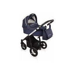 Wózek wielofunkcyjny Husky Lupo Baby Design (granatowy 2016 + winter pack)