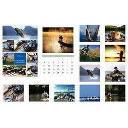 Kalendarz 2016 13 planszowy A3 Kalendarz wędka