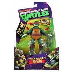 Playmates Toys, Wojownicze Żółwie Ninja, figurka z dźwiękiem Raphael