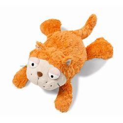 Nici, maskotka, kot, pomarańczowy, 30 cm Darmowa dostawa do sklepów SMYK