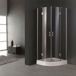 vidaXL Prysznic rogowy (80 x 80 cm) Darmowa wysy?ka i zwroty