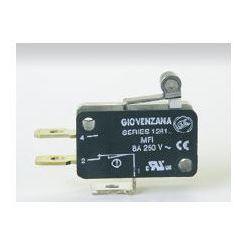 Mikroprzełącznik, krótka dźwignia NC+NO MFI.6