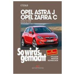 Opel Astra J ab 12/09, Opel Zafira C ab 1/12