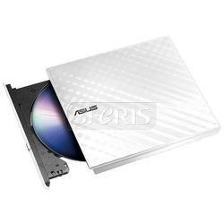 Napęd zewnętrzny ASUS SDRW-08D2S-U DVD-Rec Lite Slim USB biały - SDRW-08D2S-U LITE/WH