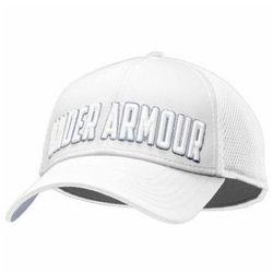 Under Armour czapka z daszkiem Men's Stand Out Stretch Fit Cap