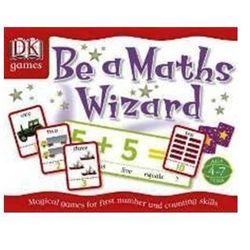 Be a Maths Wizard. Gra Planszowa