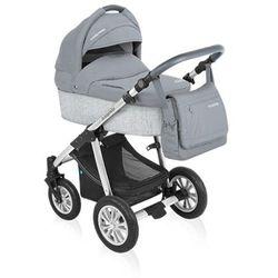 Baby Design, Dotty Eco, wózek wielofunkcyjny, Gray 07 2016 Darmowa dostawa do sklepów SMYK