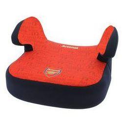 Fotel samochodowy Nania Dream 2016, Arsenal 15-36 kg Czerwona