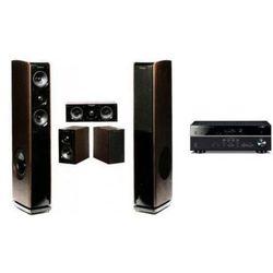 YAMAHA RX-V481 + WHARFEDALE OBSIDIAN 600 HCP - Kino domowe - Autoryzowany sprzedawca