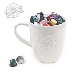 Balvi: ceramiczny pojemnik na kapsułki do kawy